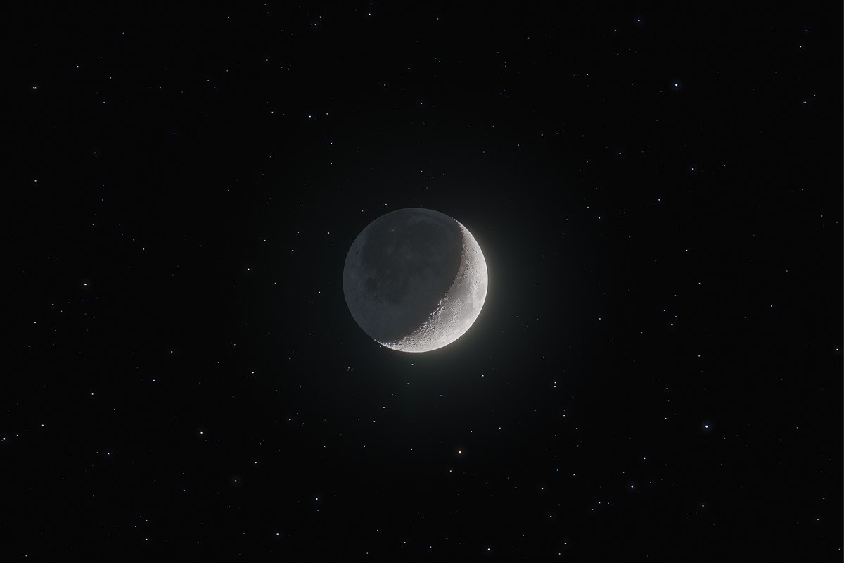 La Luna Cinerea