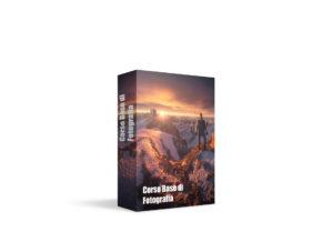 Corso online fotografia base, accademia fotografia di paesaggio, weshoot,