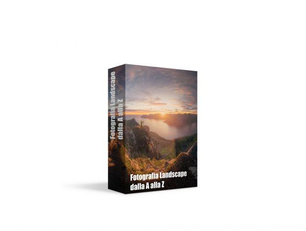 Corso online fotografia fine art, accademia fotografia di paesaggio, weshoot,